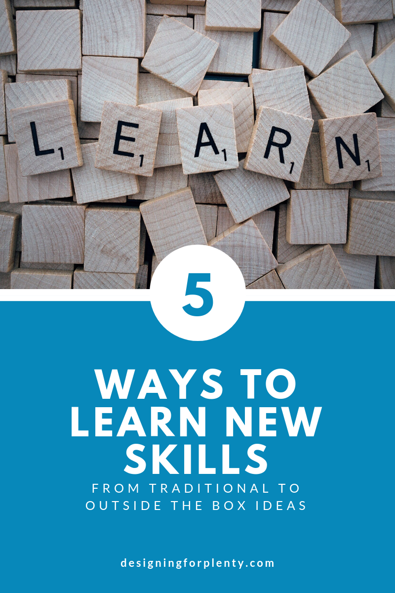 learn, skills, continued education, education, traditional learning,