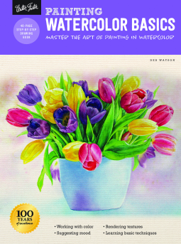 Painting: Watercolor basics cover
