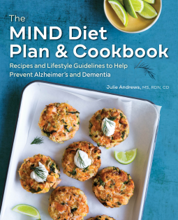MIND Diet Plan and Cookbook Cover