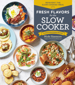 Fresh Flavors for the Slow Cooker Cover