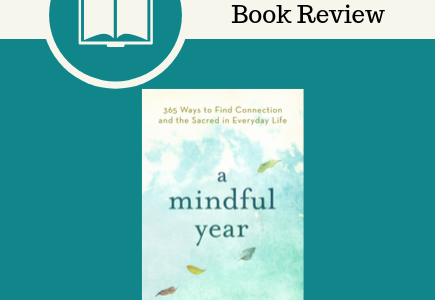 A Mindful Year, read every day, Dr. Aria Campbell-Danesh, Seth J. Gillihan, PhD, self-help, book review