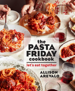 The Pasta Friday Cookbook Cover