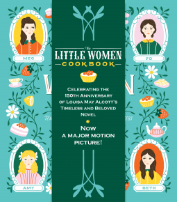 The Little Women Cookbook Cover
