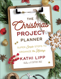 The Christmas Project Planner Cover