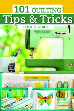 101 Quilting Tips and Tricks Cover