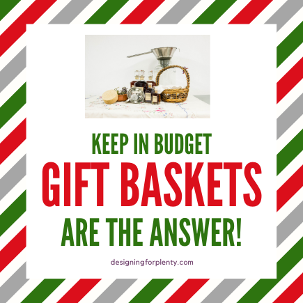 Gift Baskets are the Answer