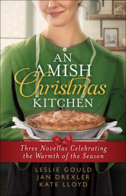 An Amish Christmas Kitchen Cover