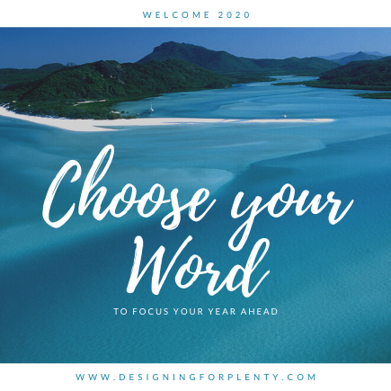 Choose Your Word