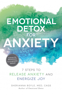 Emotional Detox for Anxiety Cover
