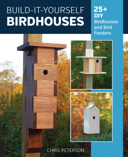 Build-It_Yourself Birdhouses Cover