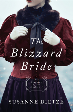 The Blizzard Bride Cover