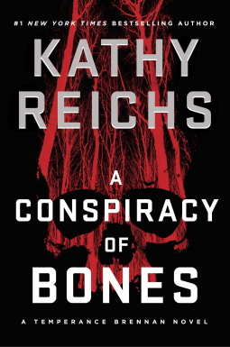 A Conspiracy of Bones Cover