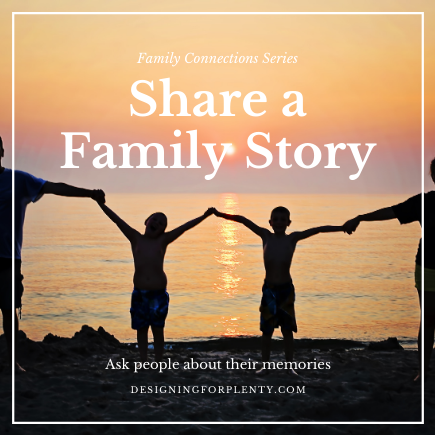 Share a Family Story