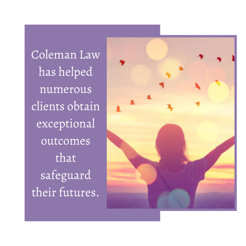 As a family lawyer in Lake County and Cook County, Illinois, Lindsay Coleman will safeguard your future