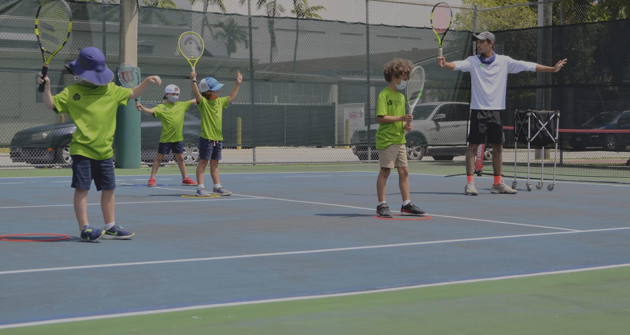 Armbrister Park Tennis