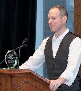 Sharmat Caron Award 2016