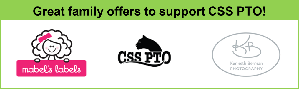 Great family offers to support CSS PTO!