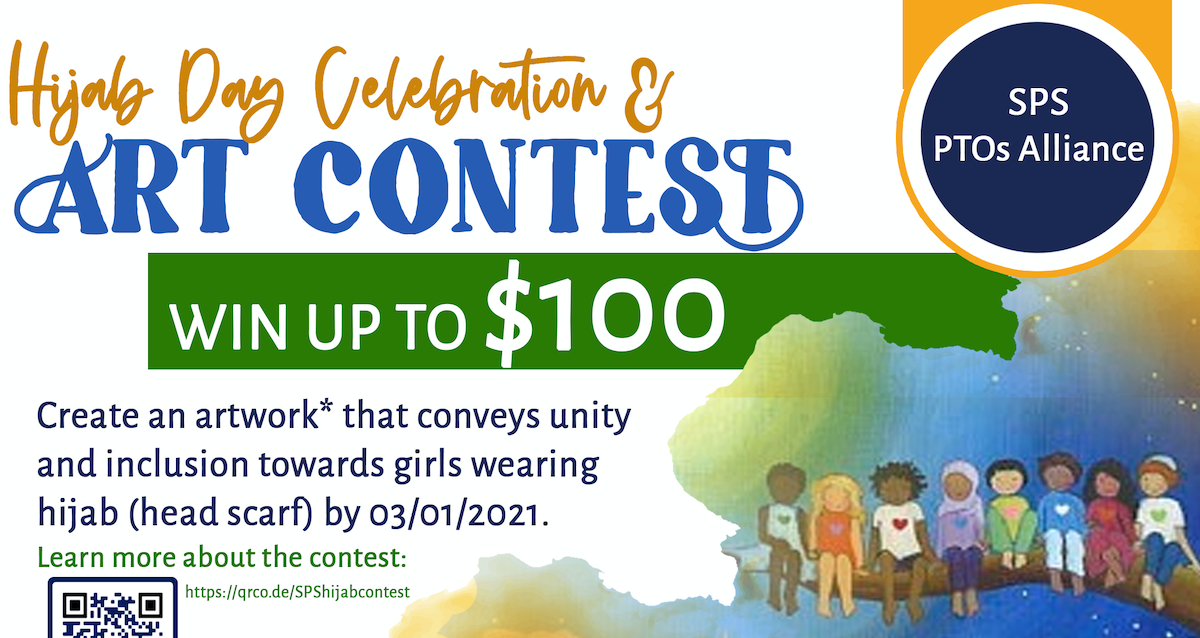 Hijab Art Contest