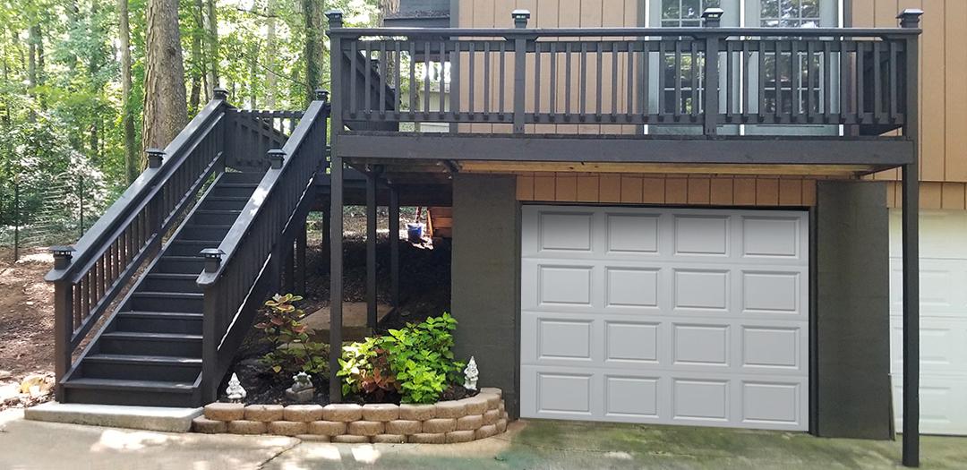 custom built decks in Winston-Salem, North Carolina