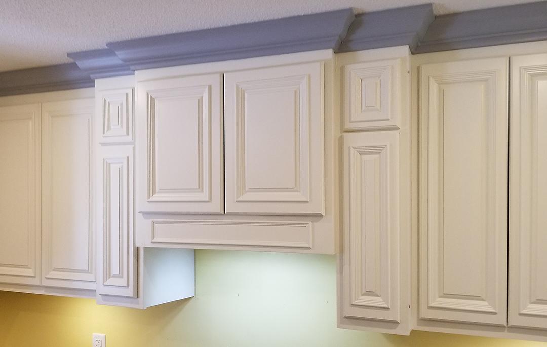 Custom built cabinets in Winston-Salem, North Carolina