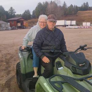 Mr. & Mrs. Maicus