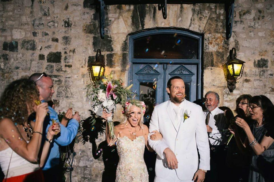 Kevin & Evelyn's April Wedding
