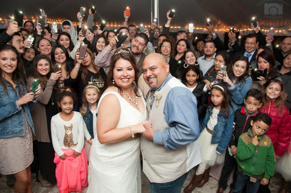 Karla & Andrew's December Wedding