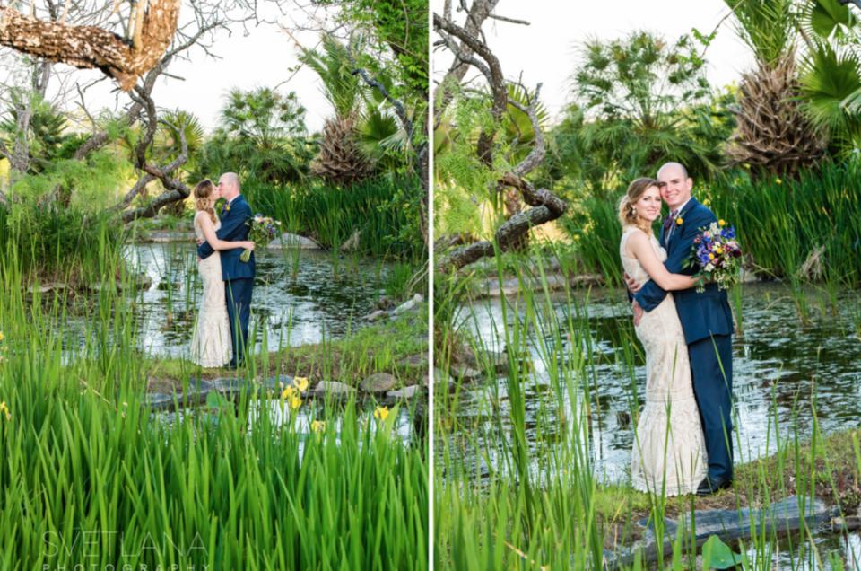 Eric & Charlotte's April Wedding