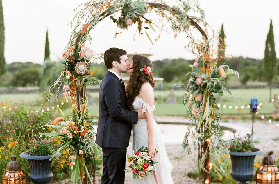 Meg & Mike's October Wedding