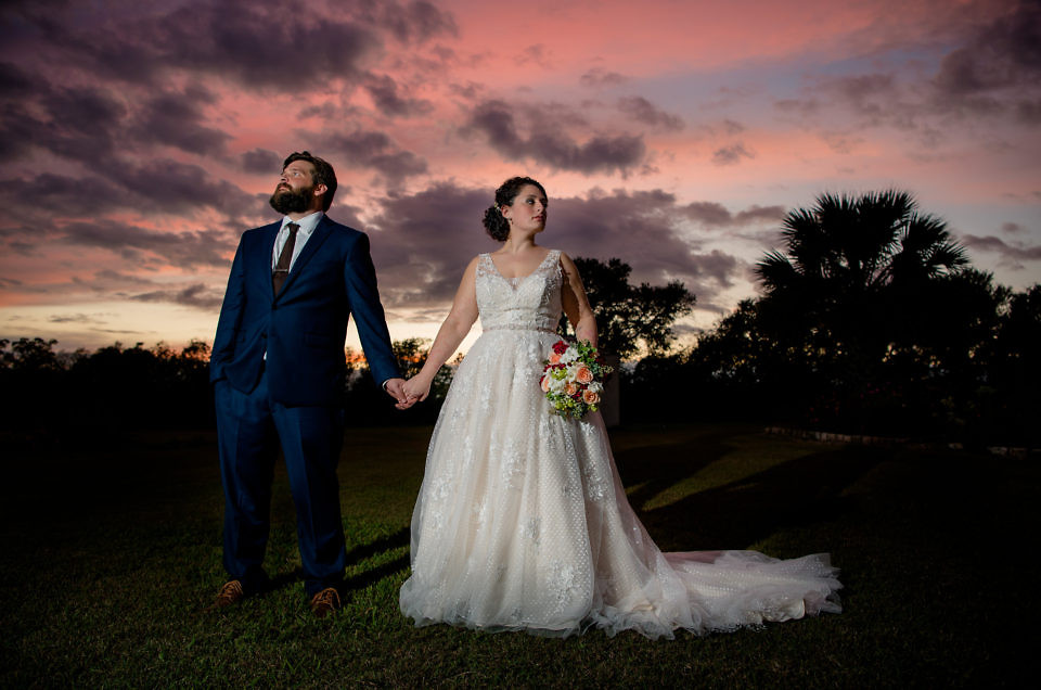 Brittany's & Michael's October Wedding