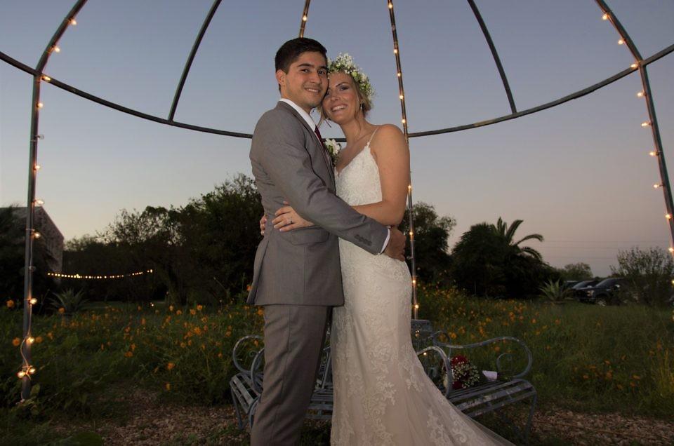 Joel & Gloria's October Wedding