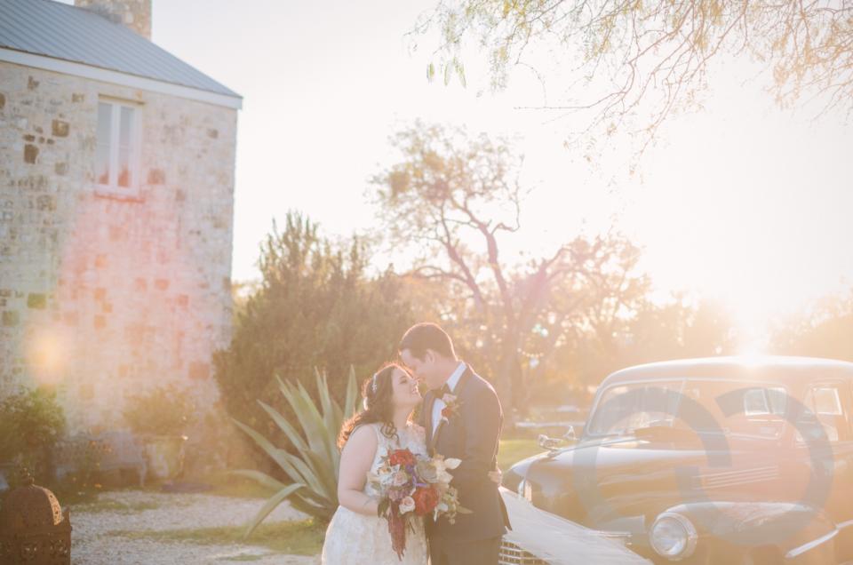 Seth & Lauren's November Wedding