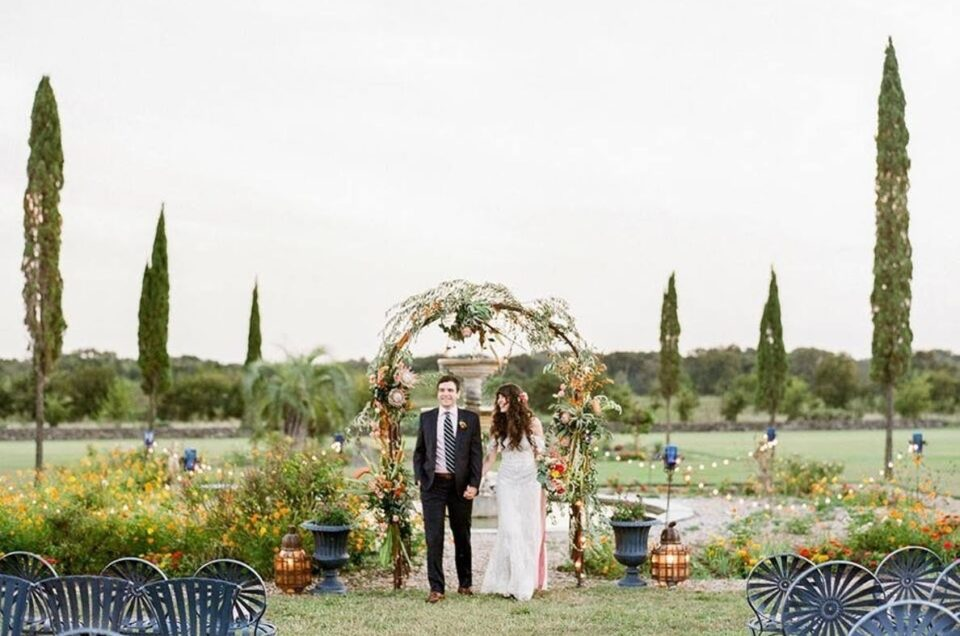 Featured as one of the Top 25 Most Instagrammable Wedding Venues in the U.S.