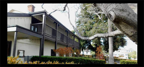 Stokes Adobe in Monterey, California