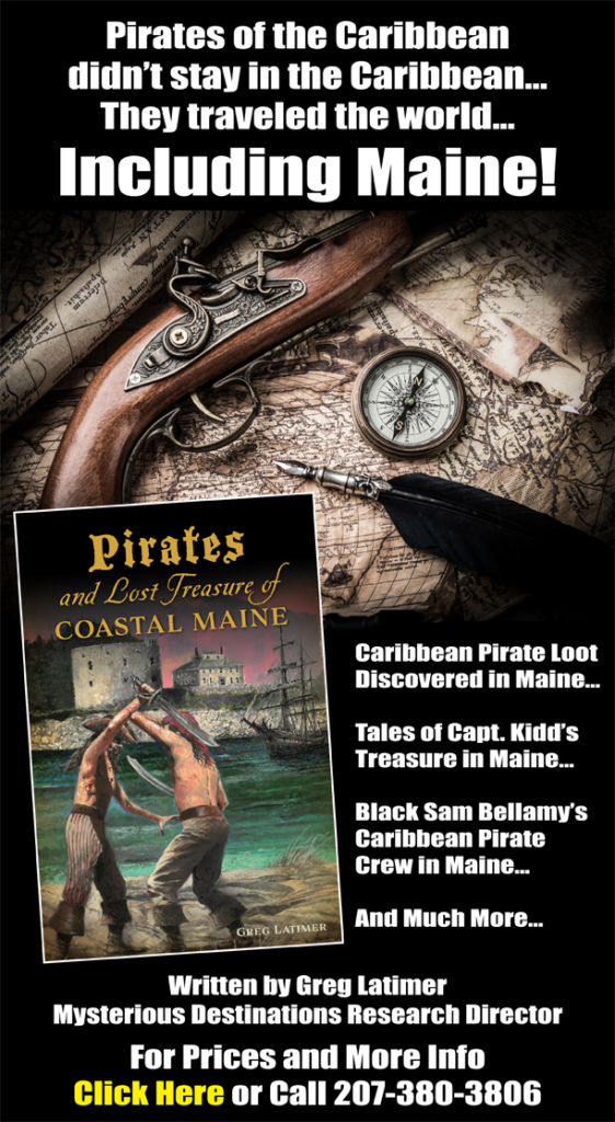 Link to Pirates and Loss Treasure of Coastal Maine.