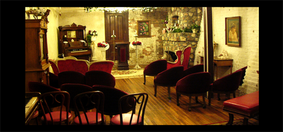 The wedding chapel at the Silver Queen Hotel.  (staff photo)