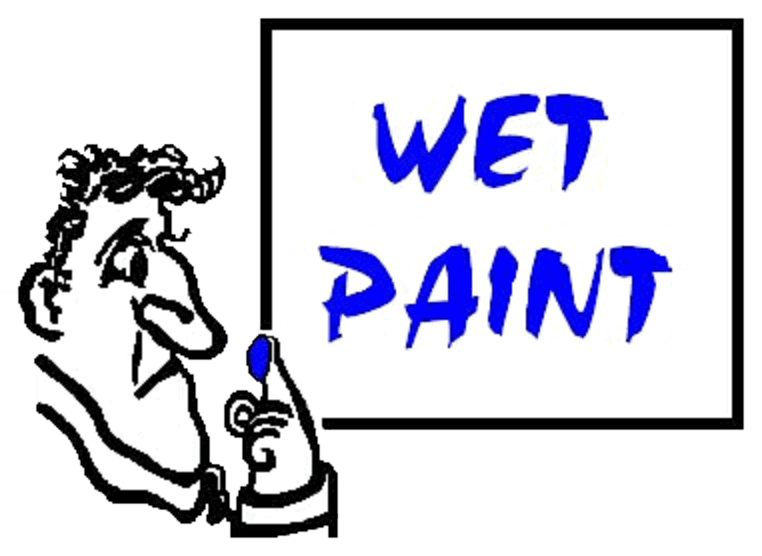 Wet Paint LLC Logo