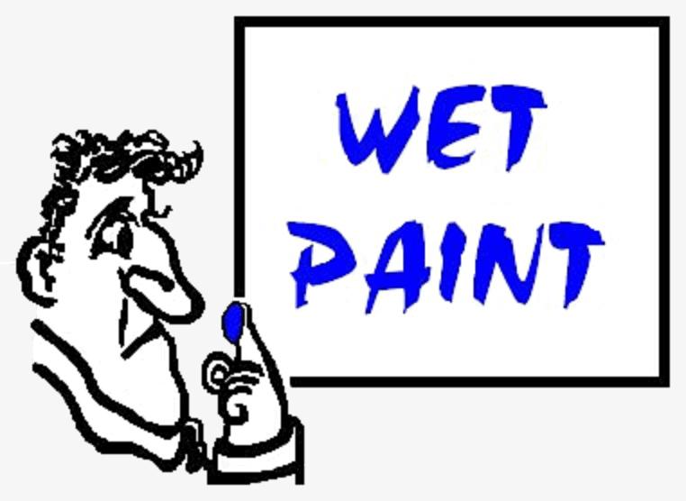 Wet Paint LLC Logo