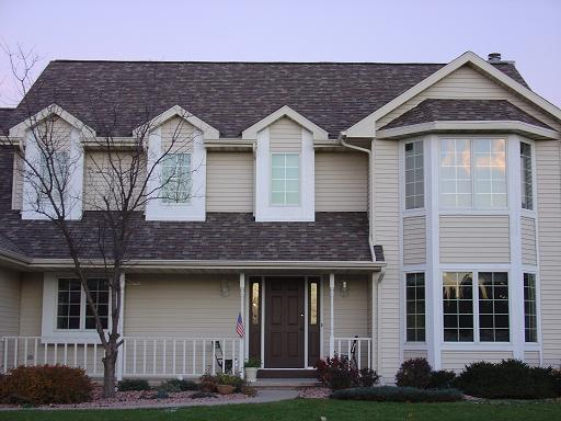 Residential Home Front View