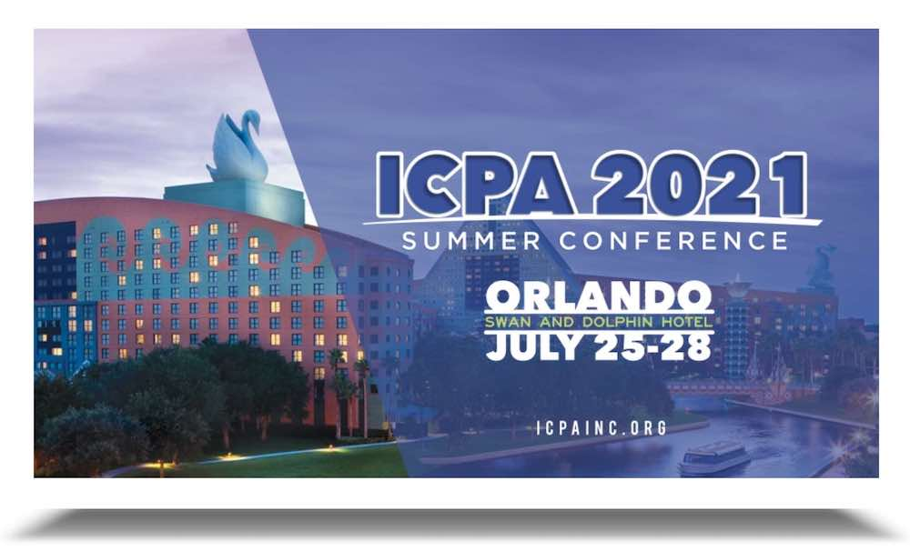Join ICPA for the Summer Conference @ Swan & Dolphin Hotel