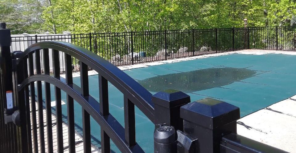 Pool Code Aluminum Fence