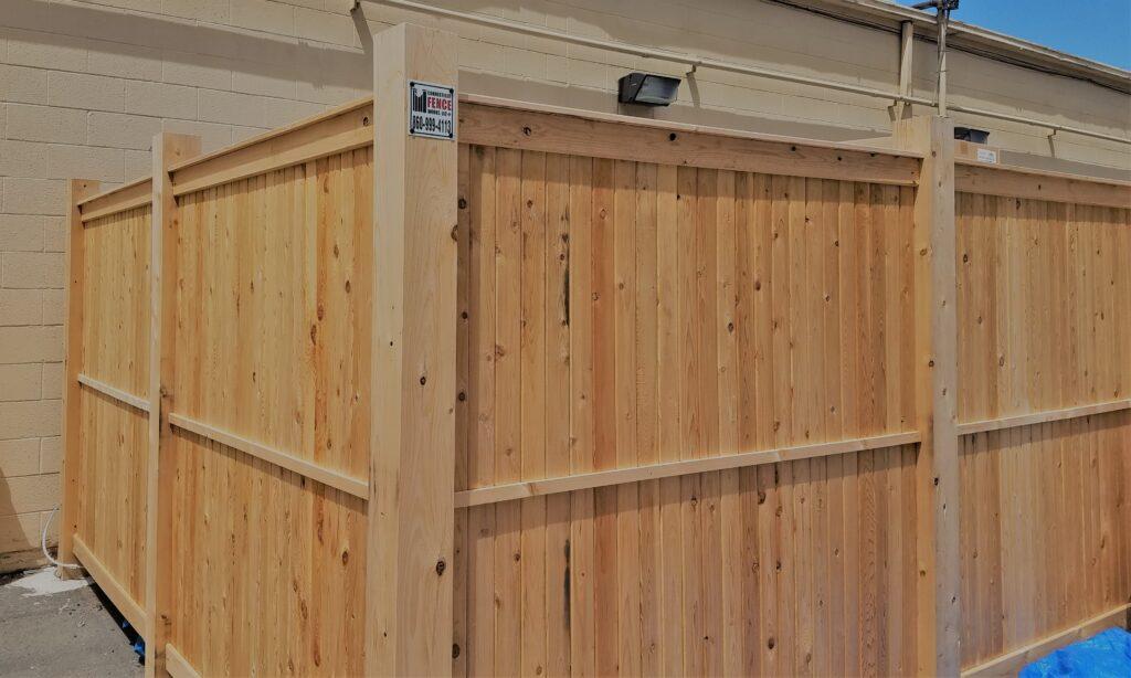 SLIDER - 8_ H Solid Cedar Enclosure