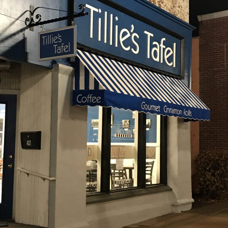 Tillie's Tafel Local Northern Michigan Bakery