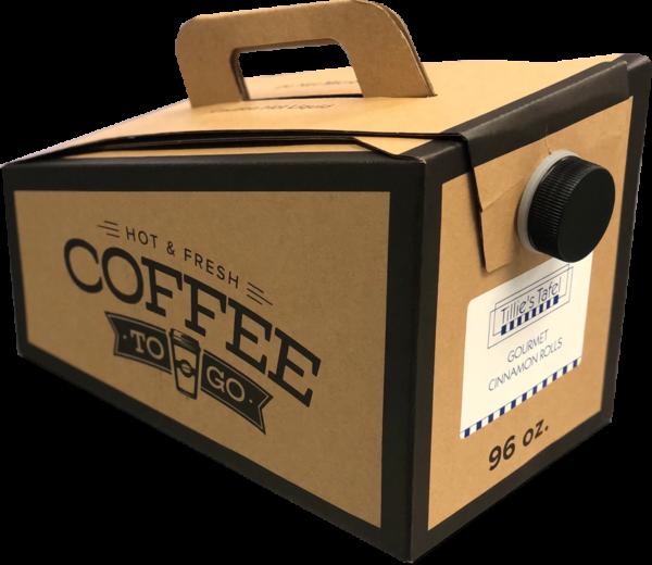 96oz Box of Gourmet Single Source Coffee