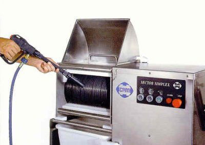 Jaccard Commercial Sector Simplex 3 Blades