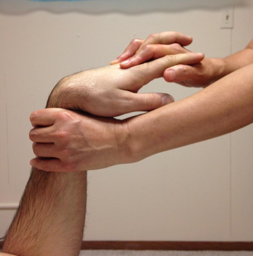 Hand Reflexology Masssage