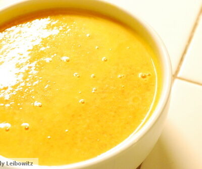 Carrot-Ginger Dressing