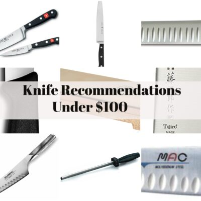 Knife Recommendations