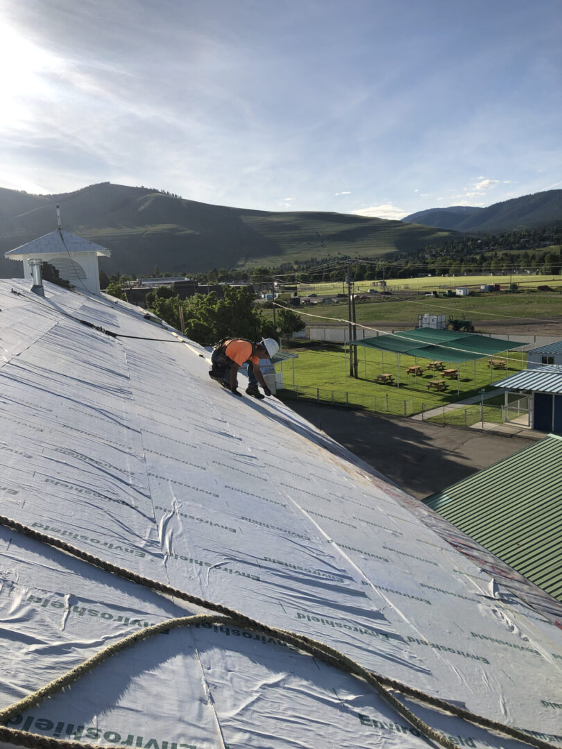 Progress Roofing