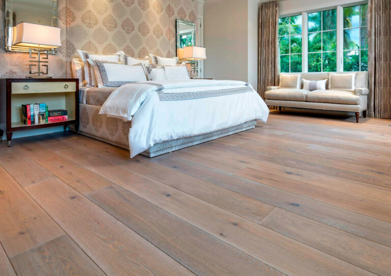 What is the most popular flooring in homes today?